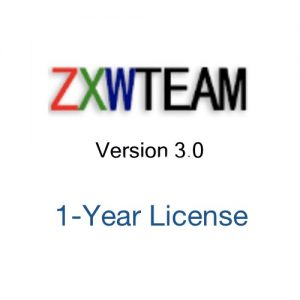 zxw 3.0 1-year activation license online